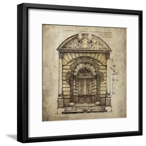 Door IV-Sidney Paul & Co.-Framed Art Print