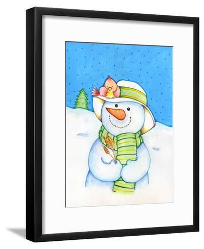Tis the Season-Valarie Wade-Framed Art Print