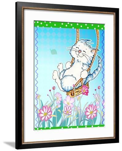 Spring Swing-Valarie Wade-Framed Art Print
