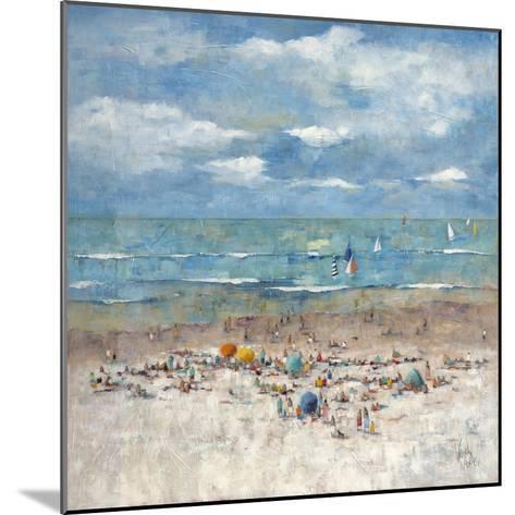 Summer Breeze-Wendy Wooden-Mounted Giclee Print