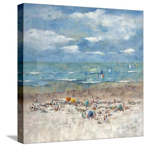 Summer Breeze-Wendy Wooden-Stretched Canvas Print