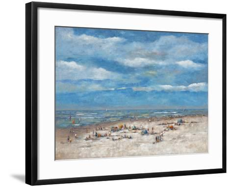 Summertime Calling-Wendy Wooden-Framed Art Print