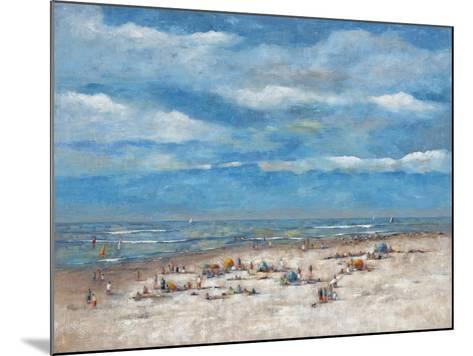 Summertime Calling-Wendy Wooden-Mounted Giclee Print