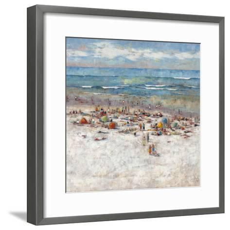 Last Summer-Wendy Wooden-Framed Art Print