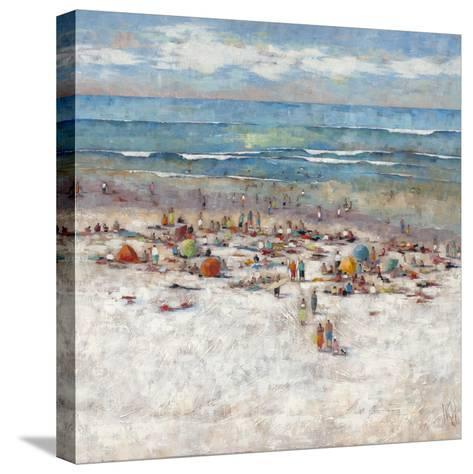 Last Summer-Wendy Wooden-Stretched Canvas Print