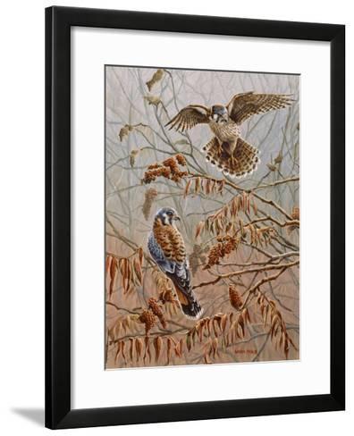 Zyphers Retreat-Wanda Mumm-Framed Art Print