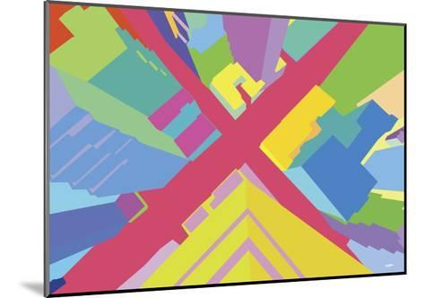 Intersection 3-Yoni Alter-Mounted Giclee Print