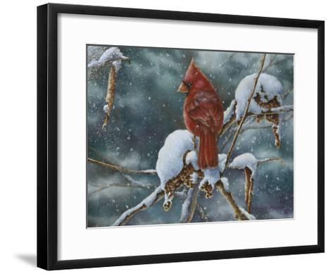 December Delight-Wanda Mumm-Framed Art Print