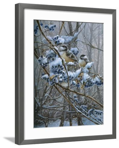 Snowy Treasure-Wanda Mumm-Framed Art Print