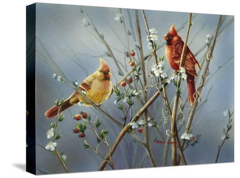 Summer Rapture-Wanda Mumm-Stretched Canvas Print