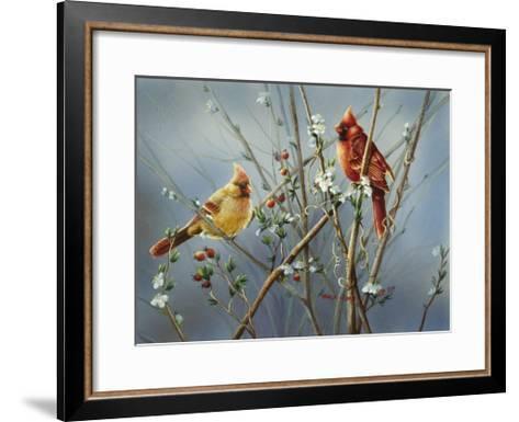 Summer Rapture-Wanda Mumm-Framed Art Print