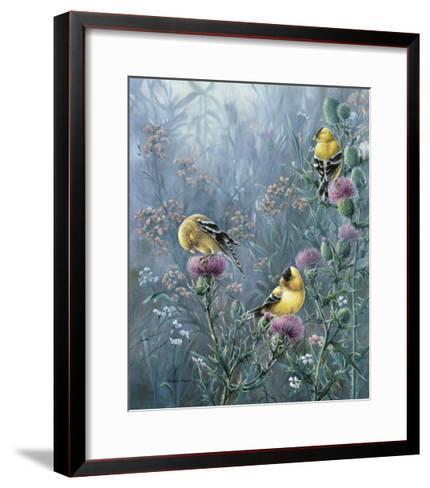 Summer Gold-Wanda Mumm-Framed Art Print