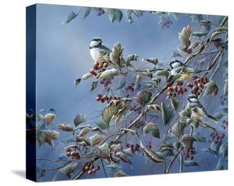 Autumn Splendor-Wanda Mumm-Stretched Canvas Print