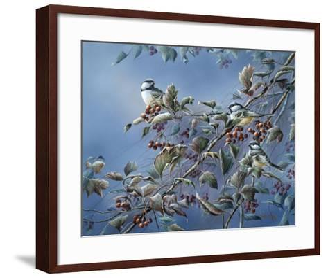 Autumn Splendor-Wanda Mumm-Framed Art Print