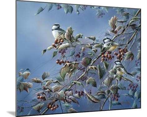Autumn Splendor-Wanda Mumm-Mounted Giclee Print