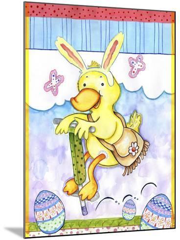 Bunny Hop-Valarie Wade-Mounted Giclee Print