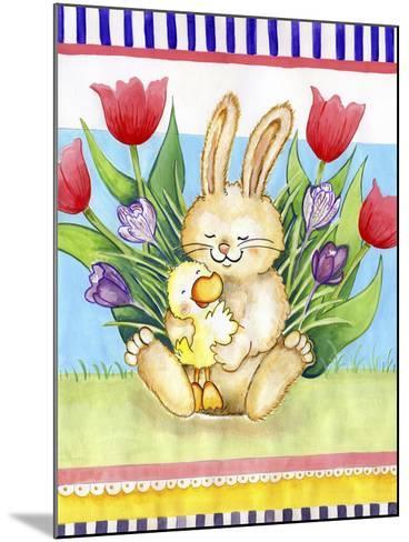 Bunny Hugs-Valarie Wade-Mounted Giclee Print