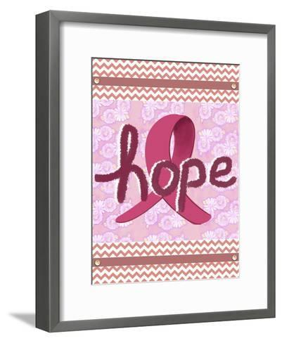 Garden of Hope-Valarie Wade-Framed Art Print