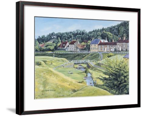 Hutton Le Hole-Trevor Mitchell-Framed Art Print