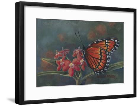 Monarch-Wanda Mumm-Framed Art Print