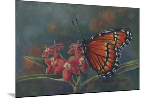 Monarch-Wanda Mumm-Mounted Giclee Print