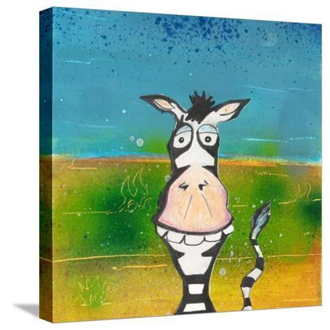 Mr Dozzie-Whoartnow-Stretched Canvas Print
