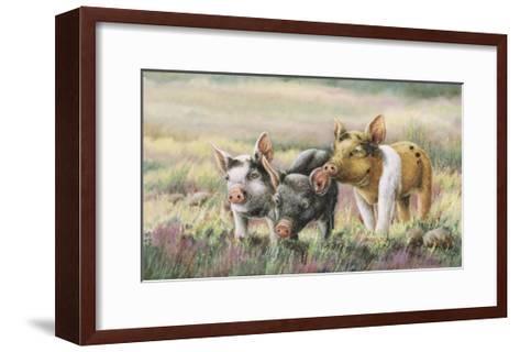 And Friends-Wanda Mumm-Framed Art Print