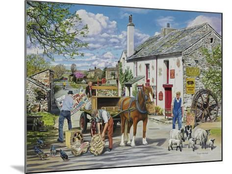 The Old Mill-Trevor Mitchell-Mounted Giclee Print