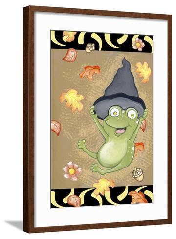 Falling for Fall-Valarie Wade-Framed Art Print