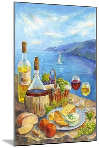 Wine-ZPR Int'L-Mounted Giclee Print