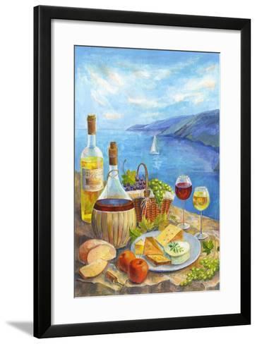 Wine-ZPR Int'L-Framed Art Print