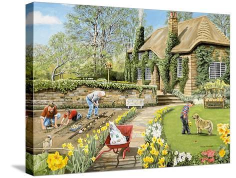 Spring-Trevor Mitchell-Stretched Canvas Print
