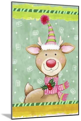 Sweetie Deer-Valarie Wade-Mounted Giclee Print