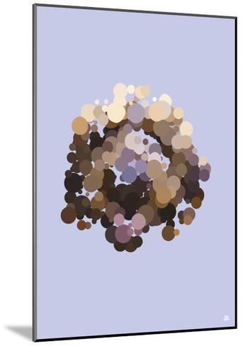 Jazz 01-Yoni Alter-Mounted Giclee Print