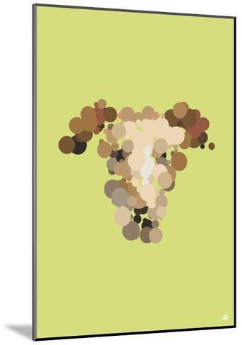 Joey 01-Yoni Alter-Mounted Giclee Print