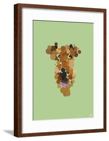 Gaston 01-Yoni Alter-Framed Art Print