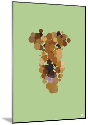 Gaston 01-Yoni Alter-Mounted Giclee Print