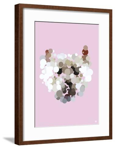 Georgy 01-Yoni Alter-Framed Art Print