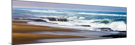 Skeleton Coast, Namibia. Surf-Janet Muir-Mounted Photographic Print