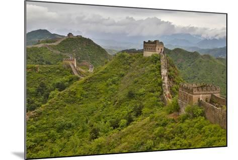 The Great Wall of China Jinshanling, China-Darrell Gulin-Mounted Photographic Print