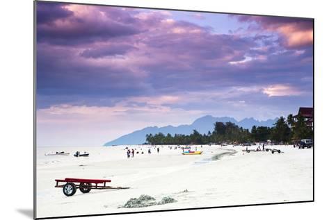 A Beautiful Day at Cenang Beach on Langkawi, Malaysia-Micah Wright-Mounted Photographic Print