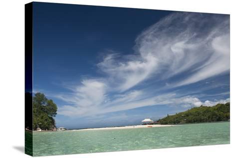 Seychelles, Mahe, St. Anne Marine National Park, Moyenne Island-Cindy Miller Hopkins-Stretched Canvas Print