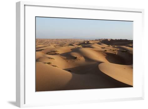 Wahiba Sands Desert, Oman-Sergio Pitamitz-Framed Art Print