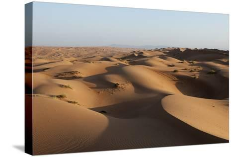 Wahiba Sands Desert, Oman-Sergio Pitamitz-Stretched Canvas Print