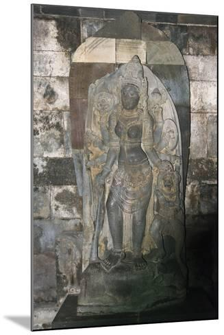 Prambanan Temple, UNESCO World Heritage Site, Central Java, Indonesia-Keren Su-Mounted Photographic Print