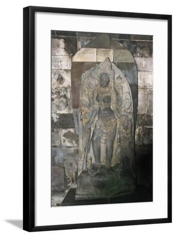 Prambanan Temple, UNESCO World Heritage Site, Central Java, Indonesia-Keren Su-Framed Art Print