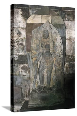 Prambanan Temple, UNESCO World Heritage Site, Central Java, Indonesia-Keren Su-Stretched Canvas Print