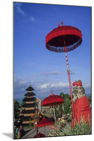 Asia, Indonesia, Bali, Pura Besakih. the 'Mother Temple.'-John & Lisa Merrill-Mounted Photographic Print