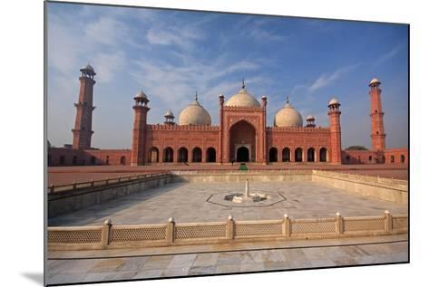 View of Badshahi Masjid, Lahore, Pakistan-Yasir Nisar-Mounted Photographic Print