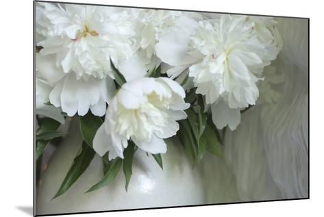 Peony-Anna Miller-Mounted Photographic Print